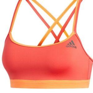 Adidas Climalite Sports Bra   Size Small
